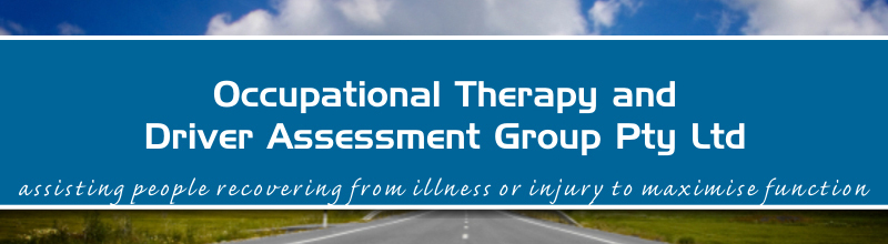 Occupational Therapy what are the major subjects of issue assessments